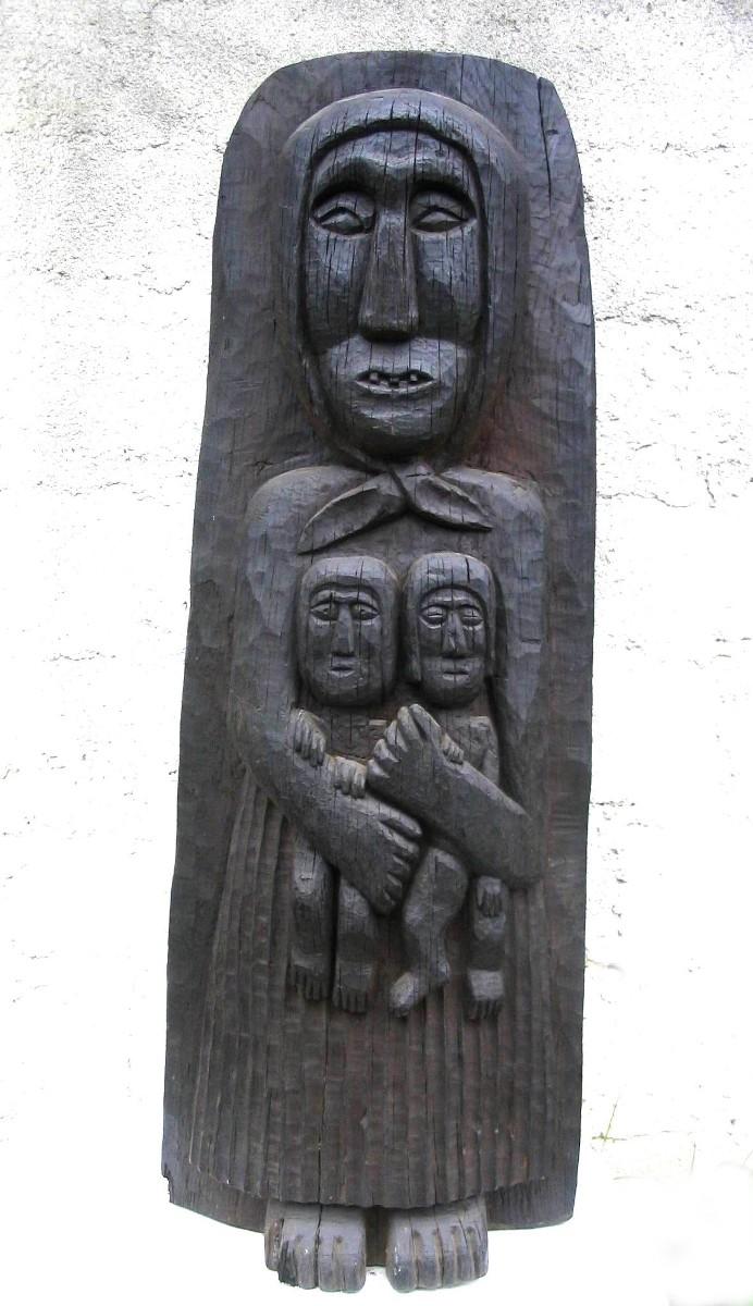 Ciganska majka - Mother gypsy