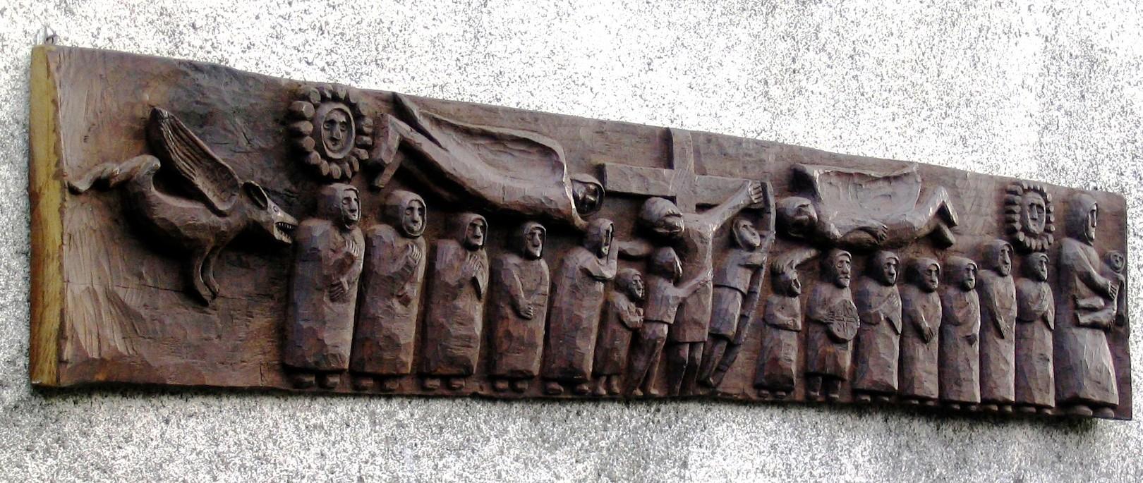 Skidanje sa krsta - Deposition from the cross