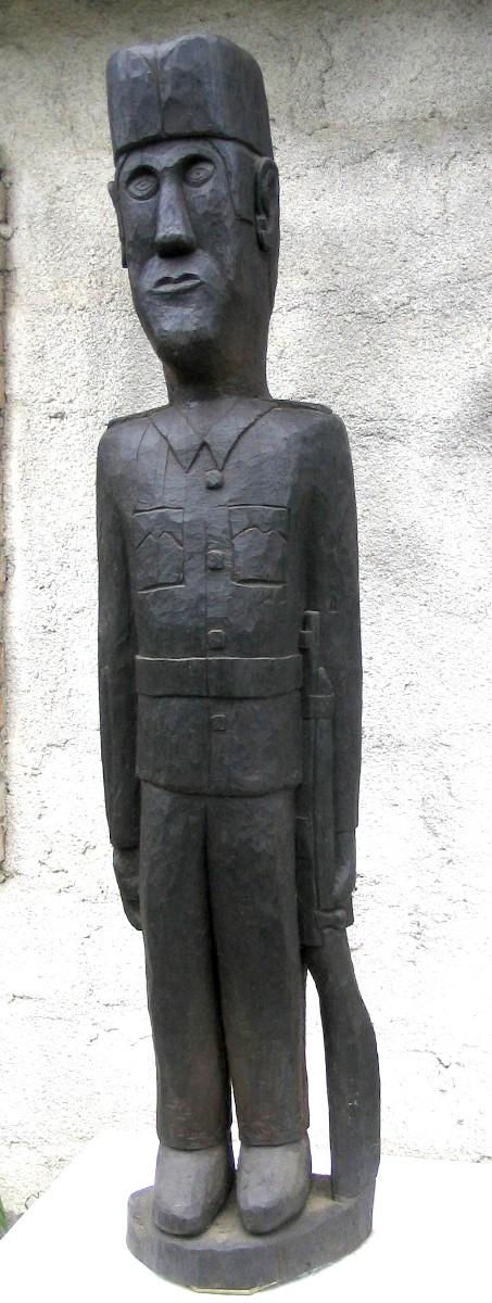 Solunac - Salonica soldier