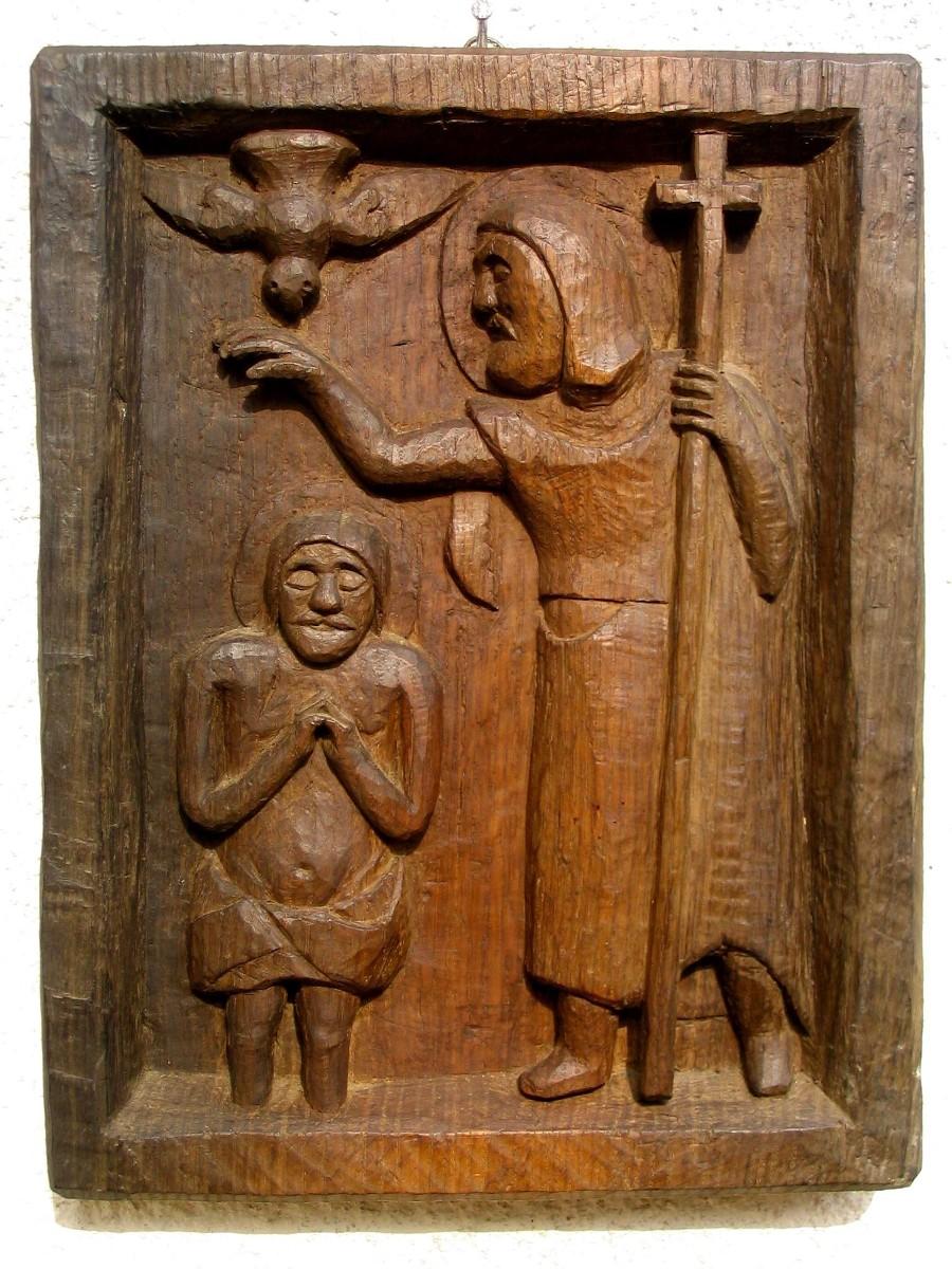 Sv. Jovan krstitelj - St. John the baptist