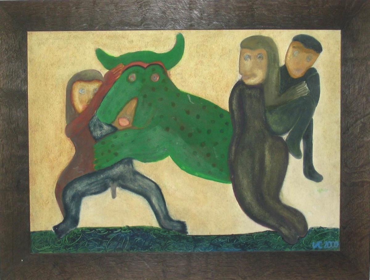 Zeleni bik