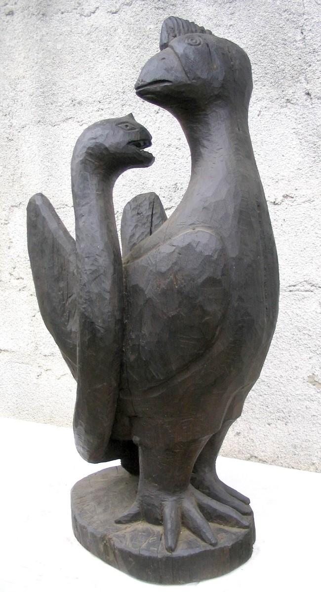 Zmija i fazan - Snake and Pheasant