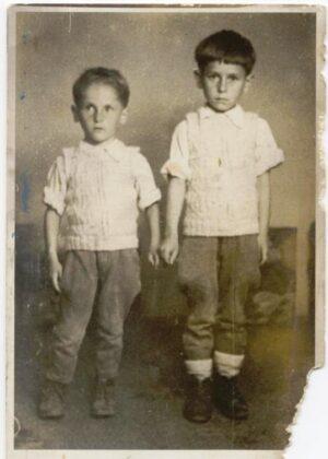 1950. (6god.) prva fotografija