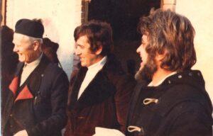 1969. Novi atelje sa Milićem od Mačve