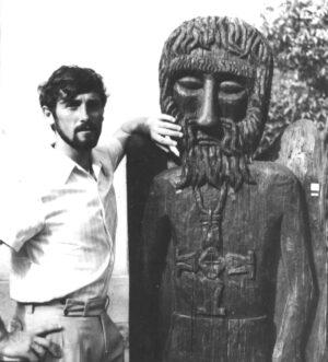 1973. Anđeo, Muzej Reckling Hausen, Nemačka