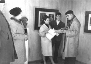 2 1964. Izložba sa Tabakovićem