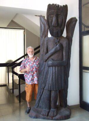 2006. Anđeo u Etnografskom muzeju - Beograd