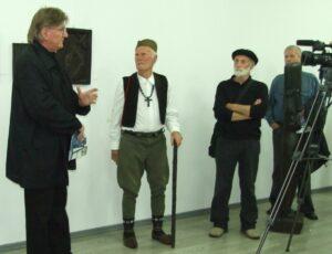 2006. Izložba u Lazarevcu, snimanje