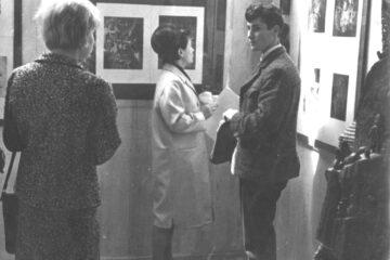 3 1964. Izložba sa Tabakovićem