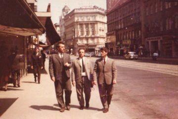 Exibition in Viena (1967)