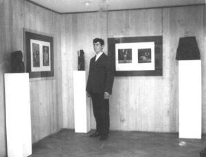 4 1964. Izložba sa Tabakovićem