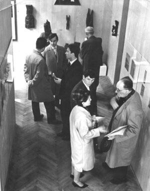 5 1964. Izložba sa Tabakovićem