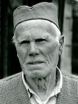 Stanisavljević Dragiša - portret umetnika